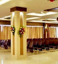 Candela Restaurant and Banquet Ghatlodiya AC Banquet Hall in Ghatlodiya
