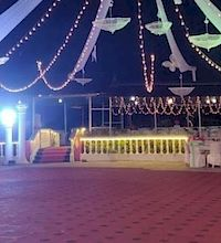Dr Neville's Margoa Party Lawns in Margoa