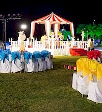 Golden Palace Function Hall Toli Chowki Party Lawns in Toli Chowki