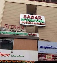 Hotel Sagar International Kalyan Hotel in Kalyan
