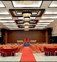 PANCHWATI HALL Athwalines AC Banquet Hall in Athwalines
