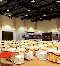 Poorna Konvention Madhapur AC Banquet Hall in Madhapur