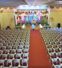 R N Palace Bel Road AC Banquet Hall in Bel Road