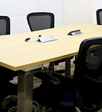 Regus - Makers Tower E Cuffe Parade Training/Boardroom in Cuffe Parade
