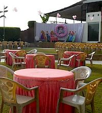 Sharao Lawns Kothrud Party Lawns in Kothrud