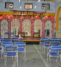 Shubham Hall Astodia AC Banquet Hall in Astodia