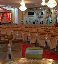 Sree Amruthaa Palace Medavakkam AC Banquet Hall in Medavakkam