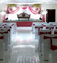The Meera Sapna Sangeeta Road AC Banquet Hall in Sapna Sangeeta Road