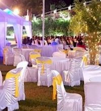 The White House Venue Margoa AC Banquet Hall in Margoa