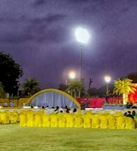 Zodiac The One Event Destination Khoraj Party Lawns in Khoraj