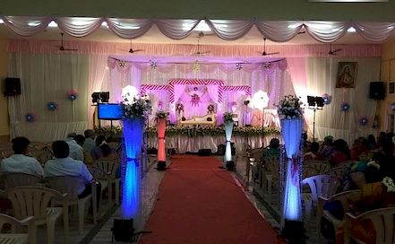 St. Antony's Community Hall Perambur AC Banquet Hall in Perambur