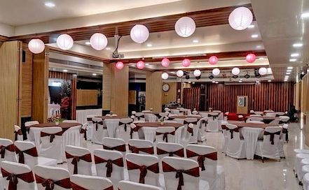 20 Downtown Churchgate AC Banquet Hall in Churchgate