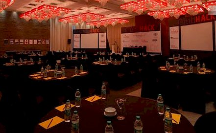 Ball Room @ The O Hotel Koregaon Park Hotel in Koregaon Park