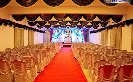 Bharani Function Hall Saligramam AC Banquet Hall in Saligramam