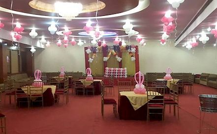 Big Hall @ New Ambience Banquets Dwarka AC Banquet Hall in Dwarka