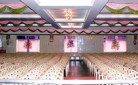 Chinnaswamy Marriage Auditorium Anna Nagar AC Banquet Hall in Anna Nagar