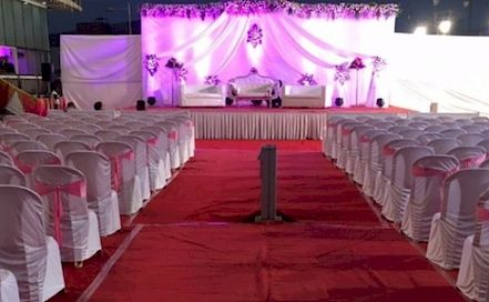 Cidco Exhibition Centre Vashi AC Banquet Hall in Vashi