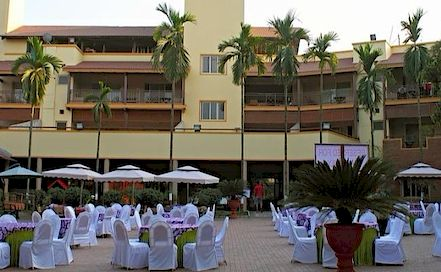 Daman Ganga Valley Resort Silvassa AC Banquet Hall in Silvassa