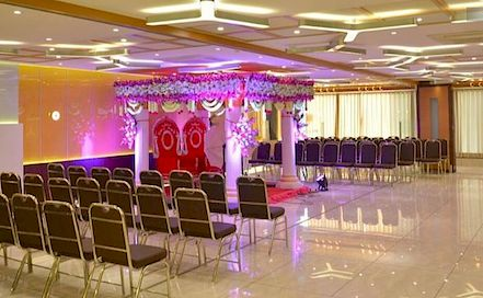 Delicacy Restaurant and Banquet Vasna Road AC Banquet Hall in Vasna Road