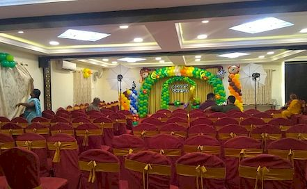 DGM The Gold Banquet Hall Kilpauk AC Banquet Hall in Kilpauk