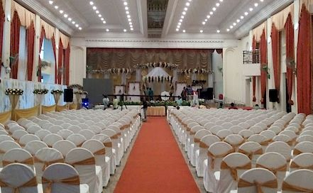 Gangamma Thimmaiah Inn Convention Center  Basaveshwaranagar AC Banquet Hall in Basaveshwaranagar