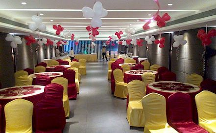 Golden Leaf Restaurant And Banquet Piplod AC Banquet Hall in Piplod