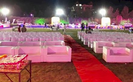 Hardiya Garden New Palasia Party Lawns in New Palasia