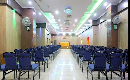 Hotel GMT Centre Park Town AC Banquet Hall in Park Town