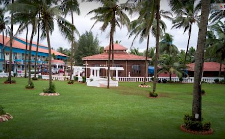 Hotel Goan Heritage Calangute Party Lawns in Calangute