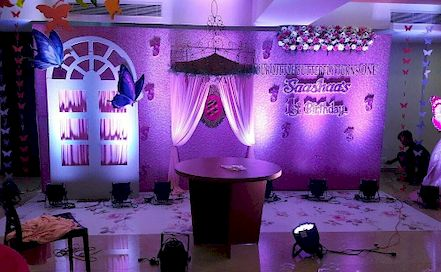 Impress Party Hall Saligramam AC Banquet Hall in Saligramam