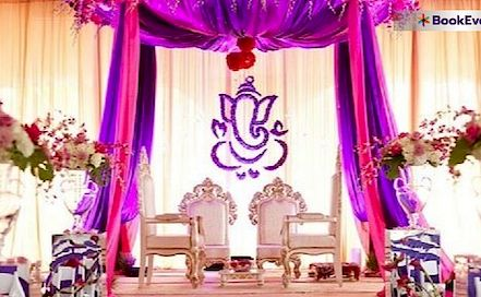 Kalrav Banquet railway colony AC Banquet Hall in railway colony