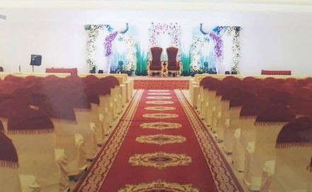 Mega Marriage And Party Hall Magdalla AC Banquet Hall in Magdalla