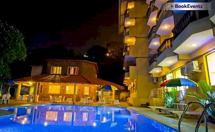 Mint Rendezvous Beach Resort Dona Paula Resort in Dona Paula