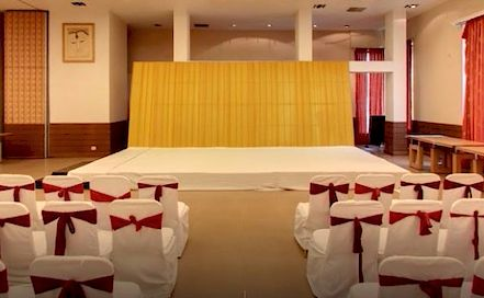 Moksh Banquets Necklace Road AC Banquet Hall in Necklace Road