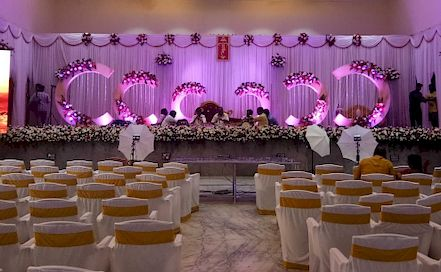 MSK Diamond Mahal Thirumullaivoyal AC Banquet Hall in Thirumullaivoyal