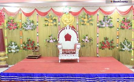 Muthuvel Ponmarisusila Thirumana Mahal Red Hills AC Banquet Hall in Red Hills