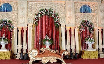 Palace Sheesh Mahal Malleshwaram AC Banquet Hall in Malleshwaram