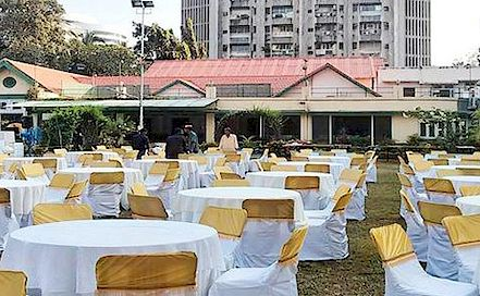 Princess Victoria Mary Gymkhana Nariman Point Party Lawns in Nariman Point