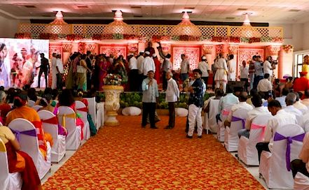 Ramsheth Thakur International Sports Complex Ulwe AC Banquet Hall in Ulwe