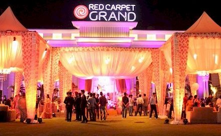 Red Carpet Grand Ghaziabad AC Banquet Hall in Ghaziabad