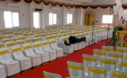 RS Mahal Velacheri AC Banquet Hall in Velacheri