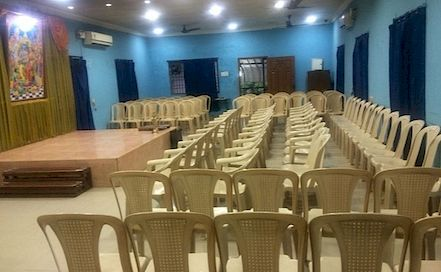 Siva Yogambal Mini Hall West Mambalam AC Banquet Hall in West Mambalam