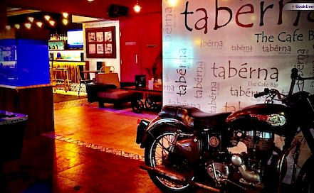 Taberna The Cafe Bar Indore GPO Restaurant in Indore GPO