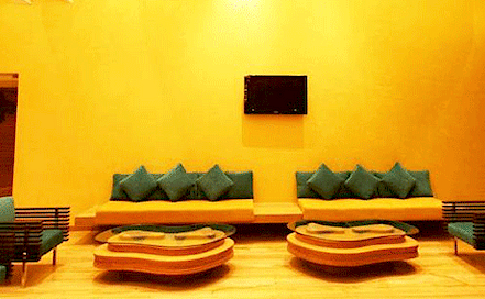 The Golden Palms Hotel Margoa Hotel in Margoa