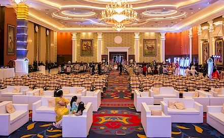 The Grand Bhagwati Palace Bypass Road AC Banquet Hall in Bypass Road