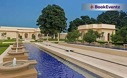 The Oberoi Sukhvilas Resort And Spa Sahibzada Ajit Singh Nagar 5 Star Hotel in Sahibzada Ajit Singh Nagar