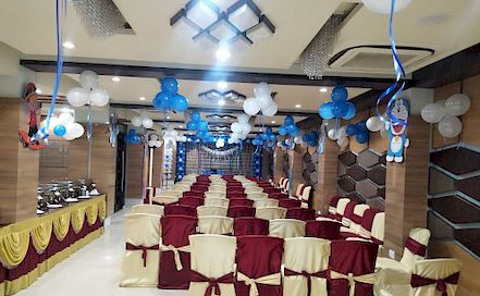 Tulsi Restaurant And Banquet Parvat Patia AC Banquet Hall in Parvat Patia