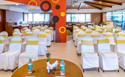 Octave Suites Residency Road AC Banquet Hall in Residency Road