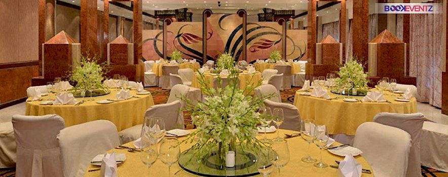 Hotel Marine Plaza Mumbai. Banquet hall in Nariman Point