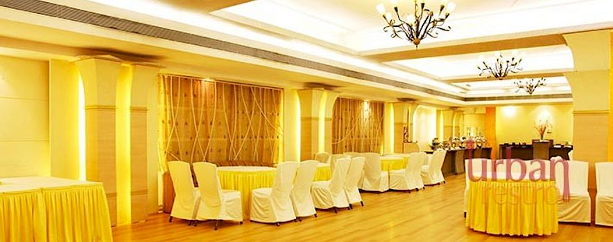 Royal Garden Hotel Juhu. Banquet hall in Juhu